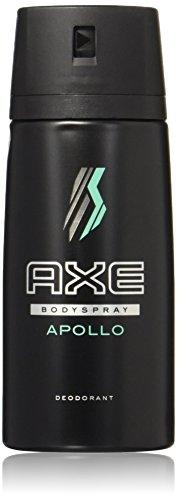 Axe Daily Fragrance Spray, Apollo 4 oz ( Pack of 6)