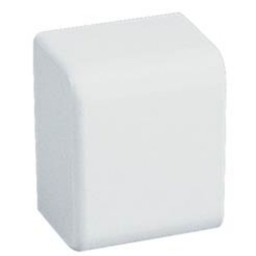 Panduit ECFX10IW-X Inside Corner Fitting, ABS, Electric Ivory