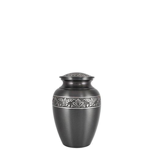 Perfect Memorials Small Alva Brass Cremation Urn