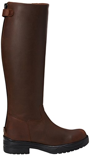 Chaussures Kendrick Marron D'equitation Boot Mixte cheeco Long Adulte Toggi q1tfFf