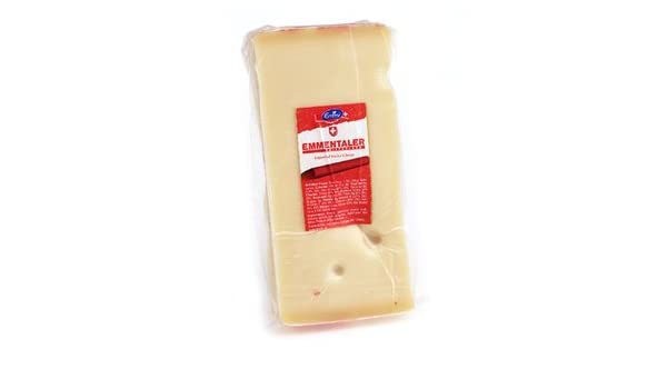Swiss Cheese Emmentaler 1 lb : Amazon com: Grocery & Gourmet