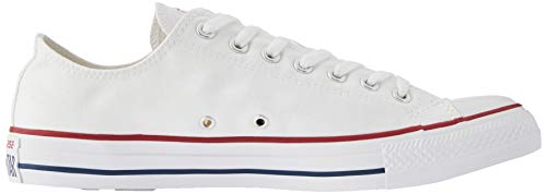 Adulto Ox Bianco Converse Can Sneaker As blanc Optic Unisex Optical M7652 Og40qgw