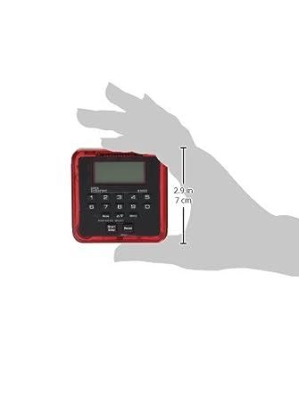 Sper Scientific Stopwatch and Countdown Timer