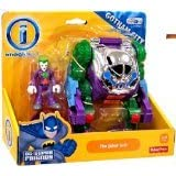 Imaginext DC Gotham City Collection Exclusive Vehicle The Joker Suit