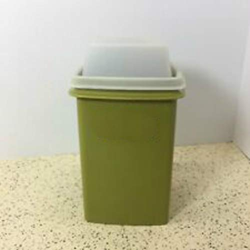 - Tupperware Small Square Pick a Deli Pickle or Olive Keeper Container, Green