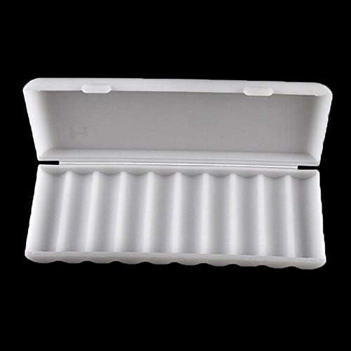 Caja de almacenamiento 18650-1PC 10x18650 caja de almacenamiento blanco tapa dura organizador contenedor – cajas organizadores cajas de almacenamiento cajas de almacenamiento cajas de almacenamiento organizador de plástico batería de litio HOL: