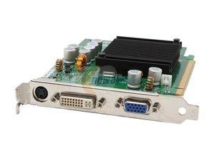 Geforce 6200le Graphics Card (evga 064 TC 2N26 SX EVGA 064-TC-2N26-SX GeForce 6200LE TC 256MB(64MB on Board) 32-bit)