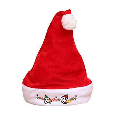 Kolylong Winter Hat Red...