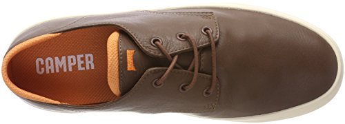 Medium Stringate Oxford 210 Uomo Marrone Camper Brown Chasis Scarpe qHvYw6A