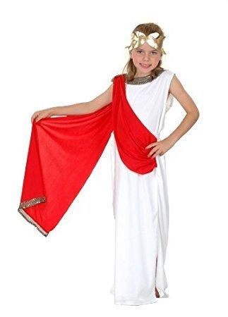 Roman Goddess 10-12 Red, -