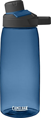CamelBak Chute Mag Water Bottle - BPA-Free Water Bottle - Magnetic Handle - Ergonomic Spout - Wide Mouth Opening - Water Bottle - Easy to Carry Handle - 0.4 to 1.5 Liters (Camelbak Chute 40oz Vacuum Insulated Stainless Water Bottle)