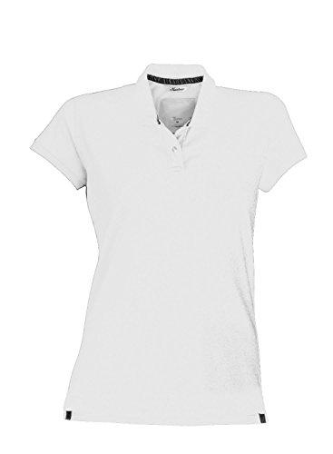 Kariban Vintage KV201 Vintage-Polo da donna Semuru, taglia XL, colore: bianco