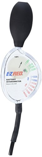 E-Z Red SP101 Battery Hydrometer (Battery Additive)