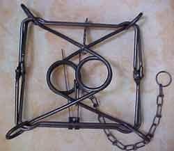(6 Pack) Bridger 330 Body Gripper Trap 10 x 9 by Bridger