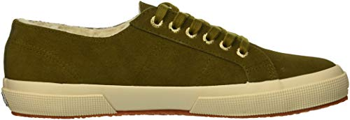 Military Gold Superga 2750 Suefurw Sneaker Women's wPaXTqaxI