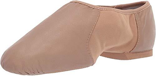 Bloch Neo-Flex Jazz Shoe S0495L, Tan, 8 M US