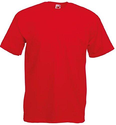 Camiseta rojo corta de Ltd Absab hombre manga para 0wvx58P