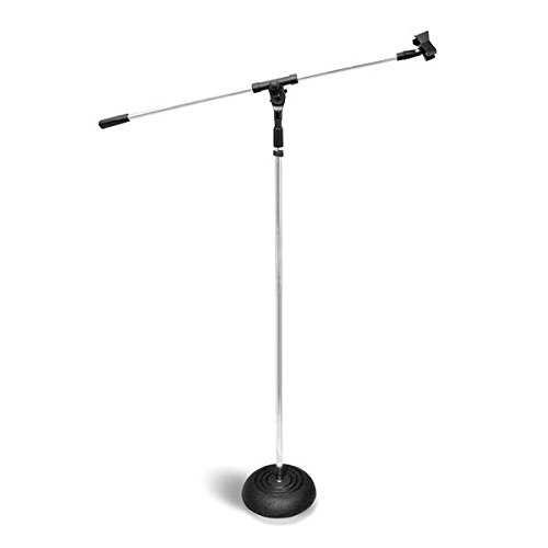 Pyle Heavy Compact Microphone Stand