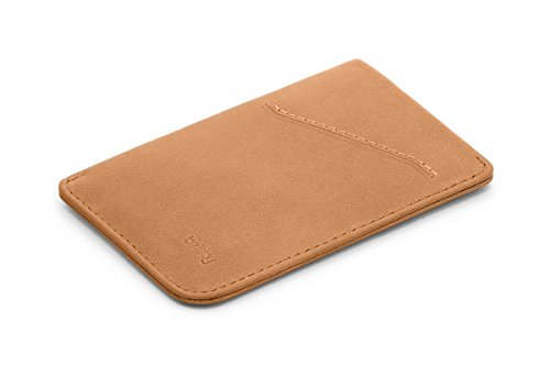 Bellroy Leather Card Sleeve Wallet Tan ()