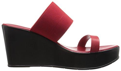 Athena Alexander Kvinna Merrit Wedge Sandal Röd