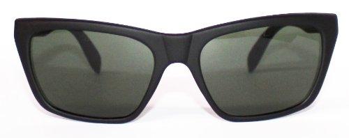 Amazon.com: New + caso 310 $ Vuarnet 006 3006 Negro Mate Cat ...