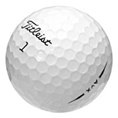Very playable, good condition golf balls, may include moderate surface blemishes, slight scuffs, minor discoloration which will not affect the trajectory, distance or flight path of the ball. Ball will not have cuts. Higher grade Practice and...