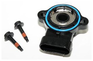 Position Sensor Kit (ACDelco 17114083 GM Original Equipment Throttle Position Sensor Kit with Sensor and Bolts)