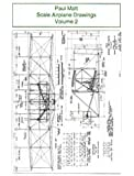 Paul Matt Scale Airplane Drawings, Volume 2