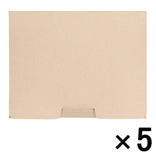 MUJI Oil Blotting Paper 1 Set (1 Set (700 Pieces: 140 Pieces of Packs x 5 (Best Muji Blotting Papers)
