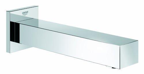 Grohe Chrome Bathroom Tub - Eurocube Tub Spout