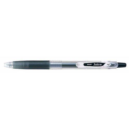 Pilot Juice 0.7mm Gel Ink Ballpoint Pen, Black (LJU-10F-B)