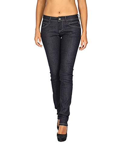 MELTIN'POT - Women's Jeans Meriel - Skinny Fit - Blue, W26 / L34