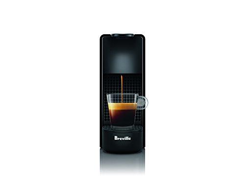 Large Product Image of Nespresso Essenza Mini Espresso Machine by Breville, Piano Black