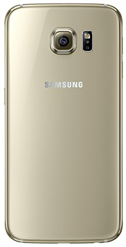 Samsung Galaxy S6 G920F Gold Smartphone (5.1 Zoll Touch-Display, 64 GB Speicher, Android 5.0)