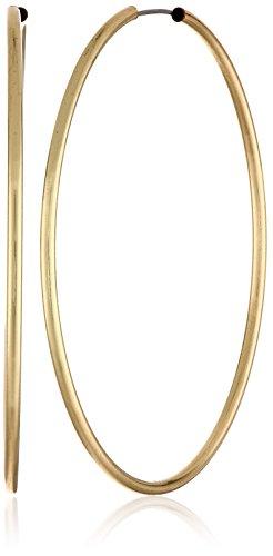 GUESS Basic Large Endless Hoop Earrings