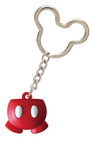 "Disney Icon Ball Mickey's Pants Key Ring,Multi-colored,3"""