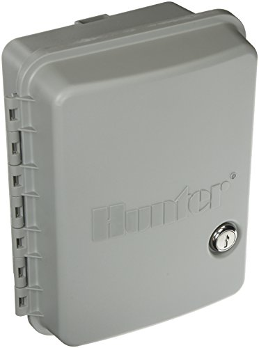 Solar Controller Irrigation (Hunter Sprinkler XC800 X-Core 8-Station Outdoor Controller Timer XC-800 8 Zone)