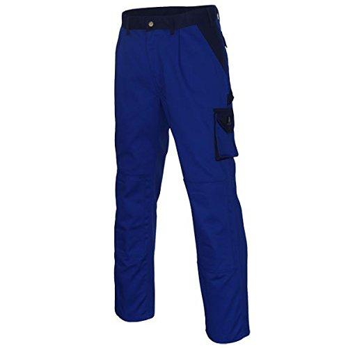 Mascot 00979-430-1101-90C56 Torino Pantalon Longueur 90 cm/C56 Bleu Bleuet/Bleu Marine