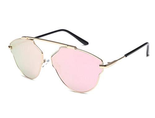 conduite conduite de de de FlowerKui protection UV400 unisexe cadre Lunettes de métallique Pink lunettes soleil pnRzqBw