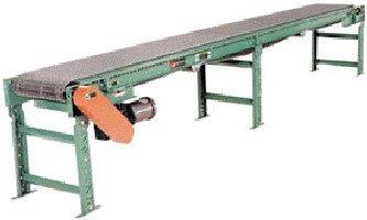 Roach Conveyor, Open Bed Wire Mesh Belt Conveyor, 700Sbo-70, Length (Ft): 70, Hgt To Top Of Belt: 33.75-40.25, Option: 6 In Belt 12 In Oaw, 700Sbo-70 ()