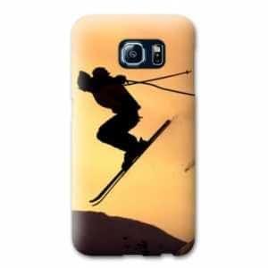Amazon.com: Case Carcasa LG K4 Sport Glisse - - ski ombre N ...