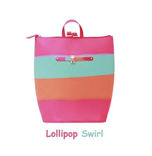 American Jewel Yummy Gummy Light-up Silicone Backpack ()