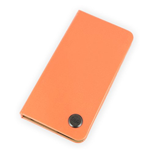QIOTTI QX-B- 0910-89 Acide phytique IP6-Coque de protection pour Apple iPhone 6-Orange