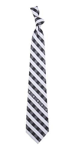 Charlotte Bobcats Check Poly Necktie by Eagles Wings