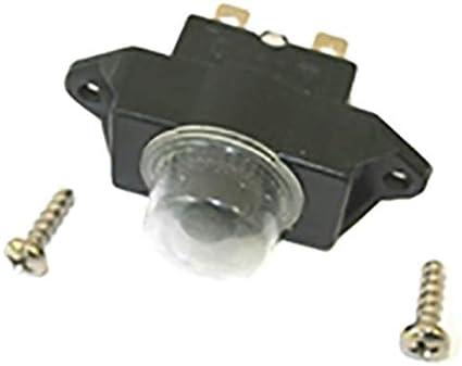 Atika - Interruptor de protección del motor para trituradora de jardín AMF 2500 / ALF 2600-2: Amazon.es: Bricolaje y herramientas