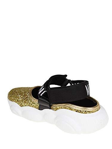 Slip Pvc Sneakers Ma15103g17mj00901 Donna Moschino On Oro dAwxvpXqU