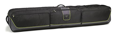 cfb1a01699b High Sierra Wheeled Double Decker Ski Snowboard Combo Bag