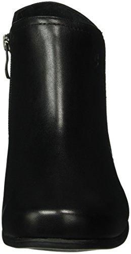 Caprice 25307 - botas de material sintético mujer Schwarz (BLK/BLK SUEDE 3)