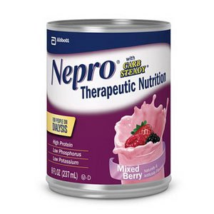 5262092 - Nepro Carb Steady, Mixed Berry, 8 Oz Can