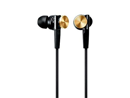 Sony In-Ear Dynamic Headphones MDR-XB70-N Gold